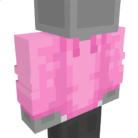 Pink Hoodie on the Minecraft Marketplace by Dodo Studios