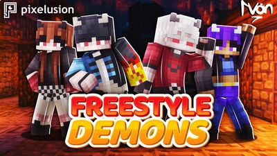 Freestyle Demons on the Minecraft Marketplace by Pixelusion
