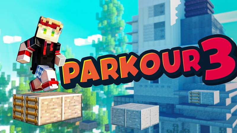 Parkour 3 on the Minecraft Marketplace by BBB Studios
