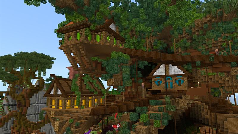 Mega Tree Base by Diluvian