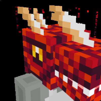 Dragon Head on the Minecraft Marketplace by Mazario Studios