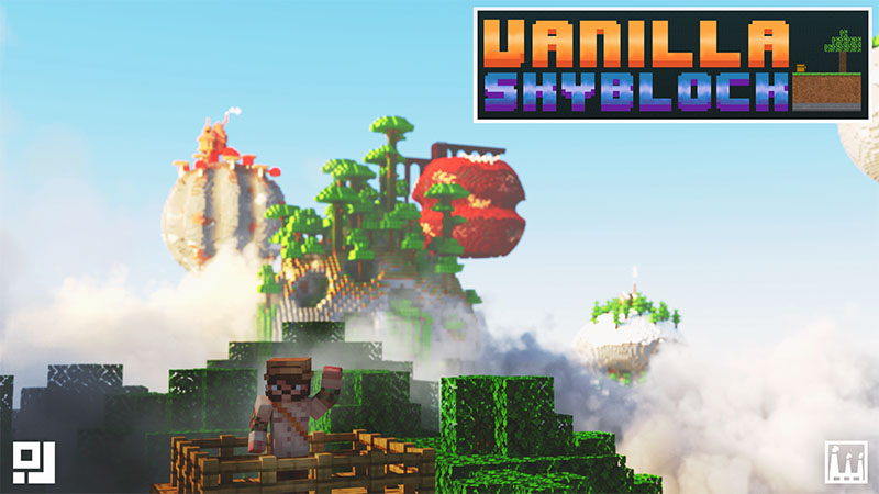 Vanilla Skyblock on the Minecraft Marketplace by inPixel