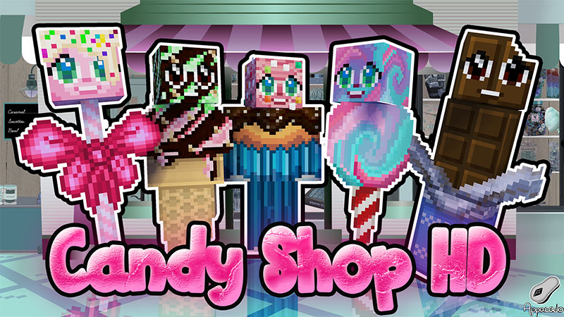 Candy Shop HD on the Minecraft Marketplace by Appacado