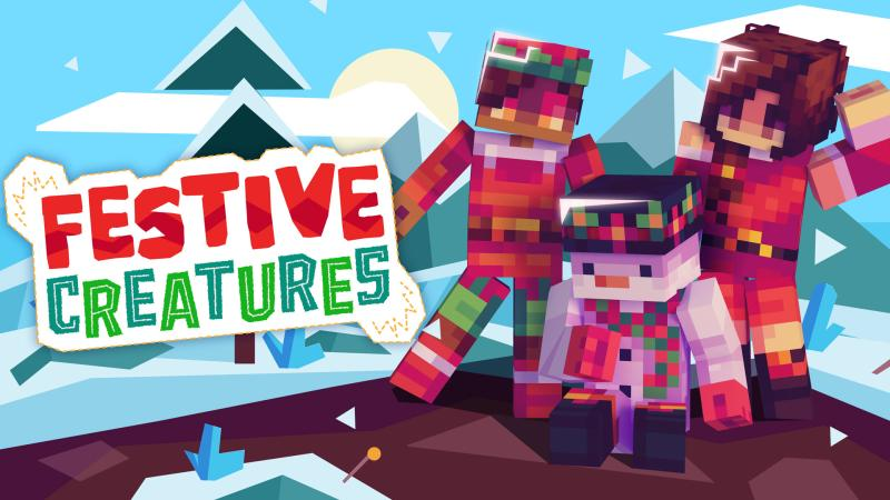 Festive Creatures on the Minecraft Marketplace by Podcrash