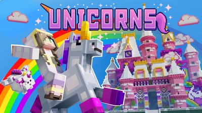 Unicorns on the Minecraft Marketplace by Nitric Concepts