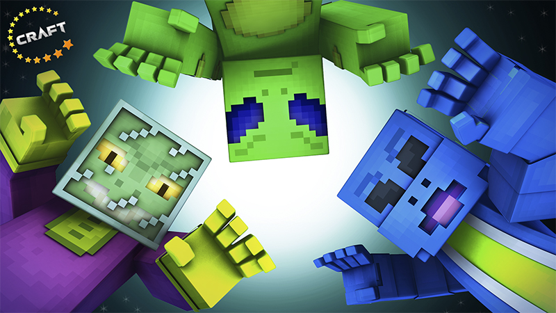Alien Revenge on the Minecraft Marketplace by The Craft Stars
