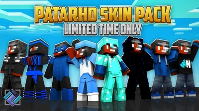 PatarHD Skin Pack  on the Minecraft Marketplace by PixelOneUp
