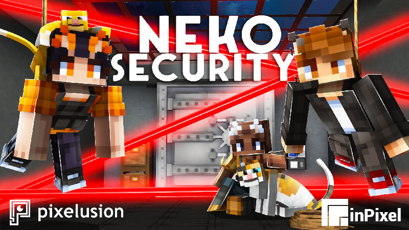 Neko Security on the Minecraft Marketplace by Pixelusion