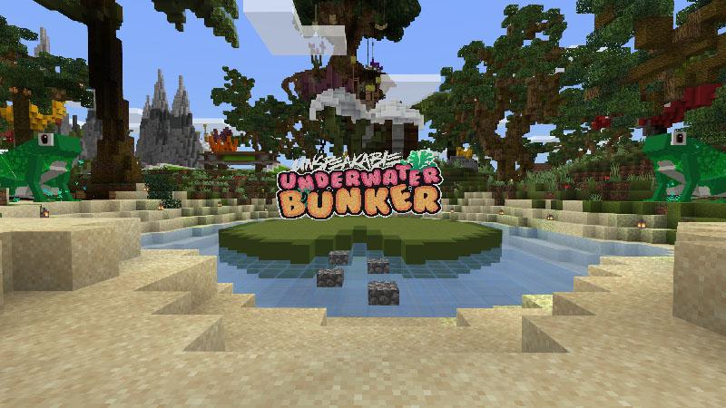 Unspeakable Underwater Bunker by Meatball Inc
