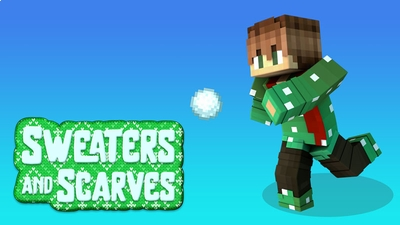 Sweaters and Scarves on the Minecraft Marketplace by Impulse