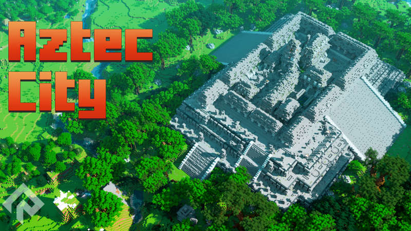 Aztec City on the Minecraft Marketplace by RareLoot