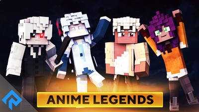 Anime Legends on the Minecraft Marketplace by RareLoot