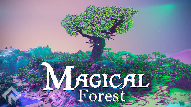 Magical Forest on the Minecraft Marketplace by RareLoot