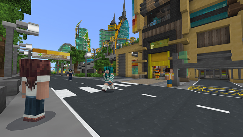 City Builder Mash-up by Pathway Studios