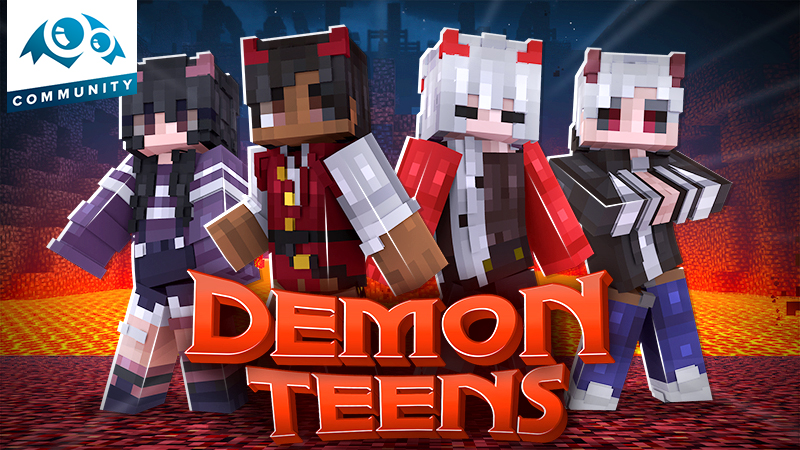 Demon Teens on the Minecraft Marketplace by Monster Egg Studios