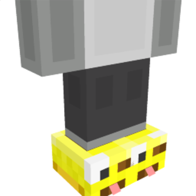 Tongue Emoji Slippers on the Minecraft Marketplace by 57Digital