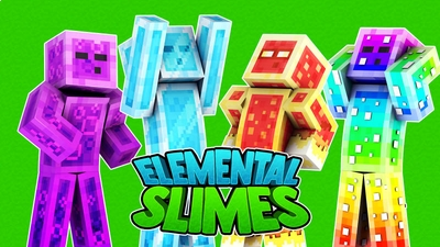 Elemental Slimes on the Minecraft Marketplace by 57Digital