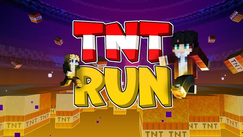 TNT Run on the Minecraft Marketplace by BBB Studios