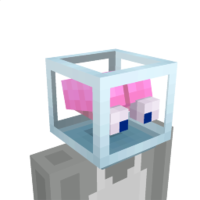 Brain in a Jar on the Minecraft Marketplace by Dots Aglow
