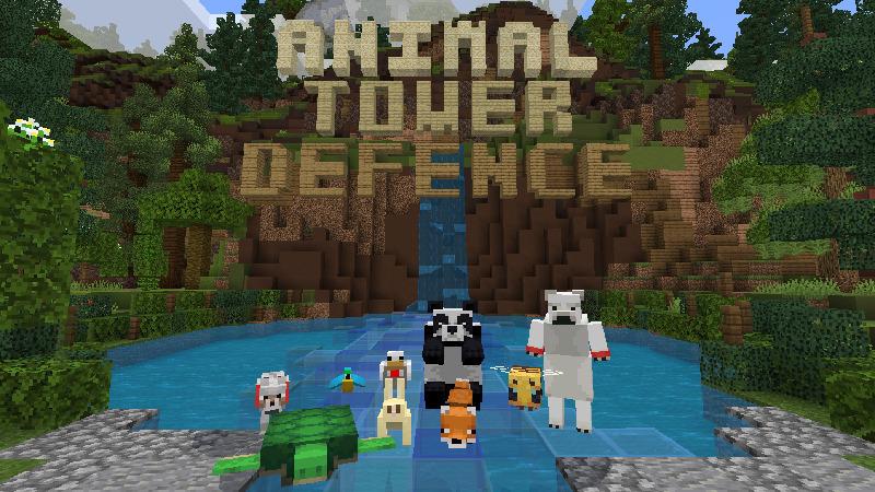 Animal Tower Defense by Sandbox Network