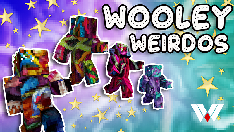 Wooley Weirdos