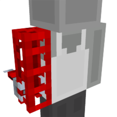 Red Crane Boom Arm on the Minecraft Marketplace by Jigarbov Productions