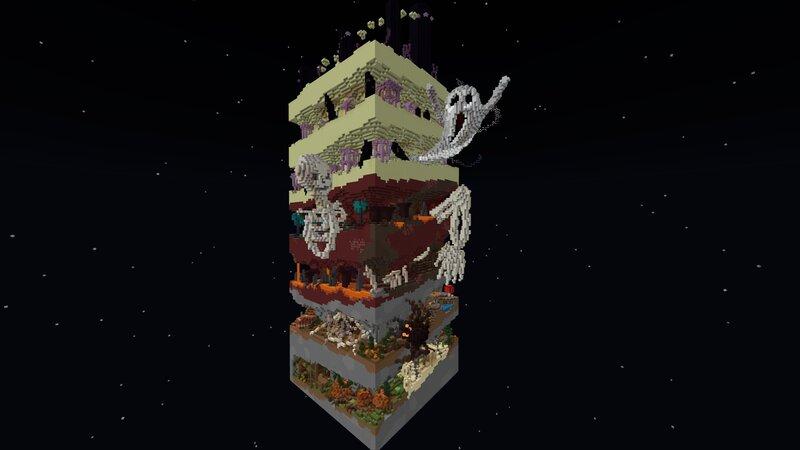 Halloween Parkour Dimensions by 4KS Studios