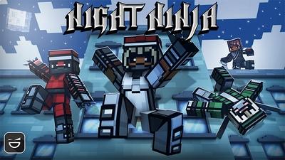 Night Ninja on the Minecraft Marketplace by Giggle Block Studios