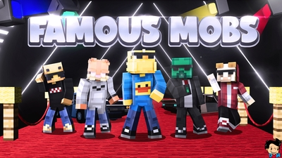 Famous Mobs on the Minecraft Marketplace by Duh