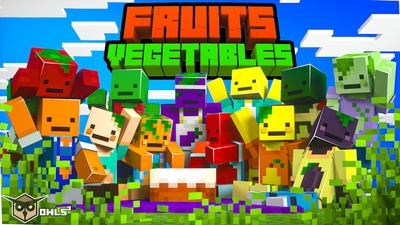 Fruits  Vegetables on the Minecraft Marketplace by Owls Cubed