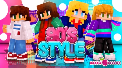 90s Style on the Minecraft Marketplace by Razzleberries