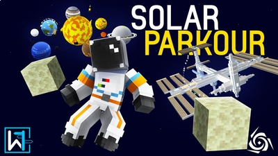 Solar Parkour on the Minecraft Marketplace by Waypoint Studios
