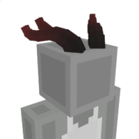 Dark Horns on the Minecraft Marketplace by Impulse