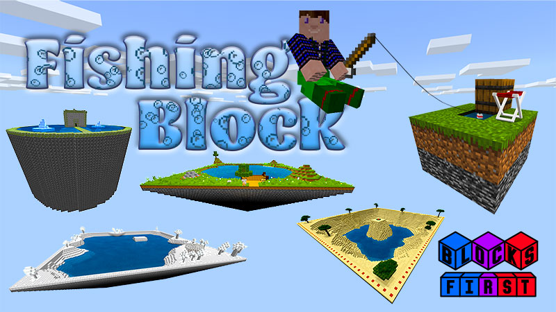 Fishing Block on the Minecraft Marketplace by Blocks First