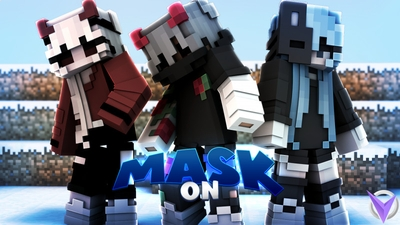 Mask ON on the Minecraft Marketplace by Team Visionary