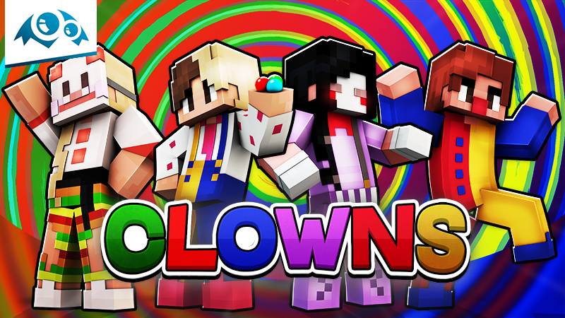 Clowns on the Minecraft Marketplace by Monster Egg Studios