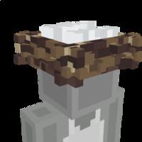 Bird Nest Hat on the Minecraft Marketplace by BLOCKLAB Studios