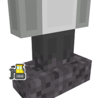 Cement Feet on the Minecraft Marketplace by Jigarbov Productions