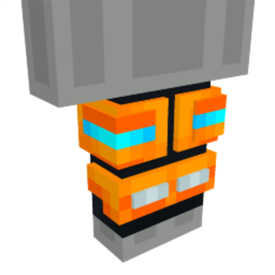 Cyber Legs on the Minecraft Marketplace by Monster Egg Studios