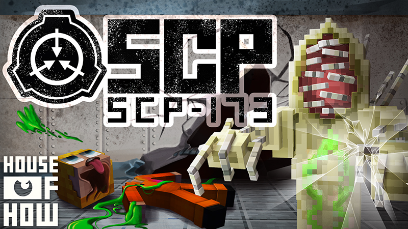 SCP173 on the Minecraft Marketplace by House of How