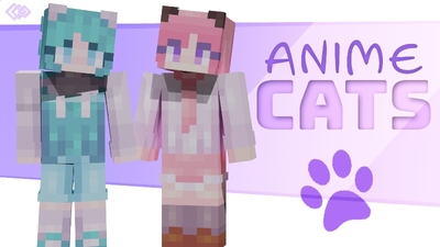 Anime Cats on the Minecraft Marketplace by Tetrascape