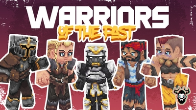 Warriors Of The Past on the Minecraft Marketplace by Mike Gaboury