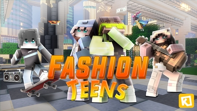 Fashion Teens on the Minecraft Marketplace by Kuboc Studios