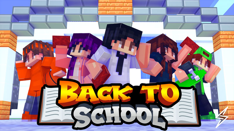 Back To School Teens on the Minecraft Marketplace by Senior Studios
