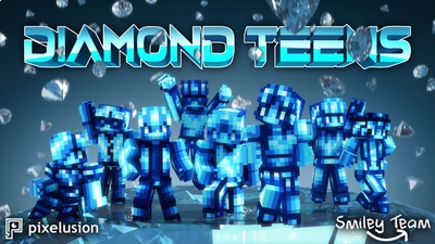 Diamond Teens on the Minecraft Marketplace by Pixelusion