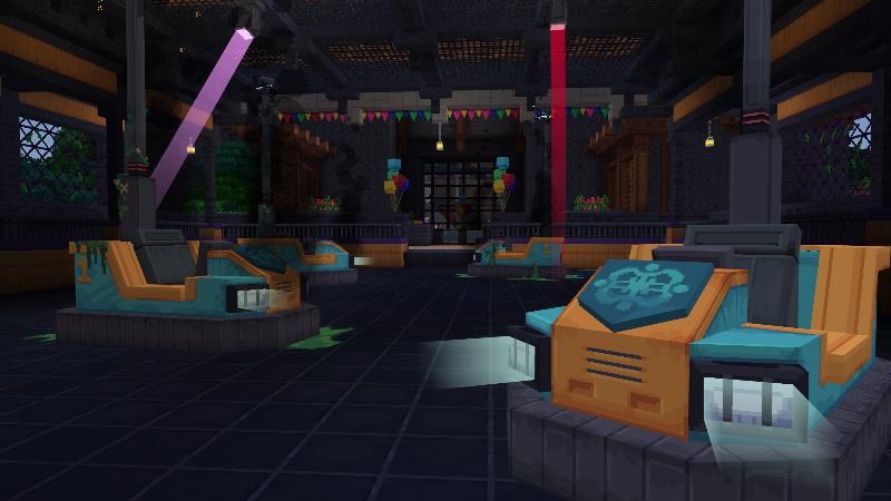The Theme Park by Oreville Studios