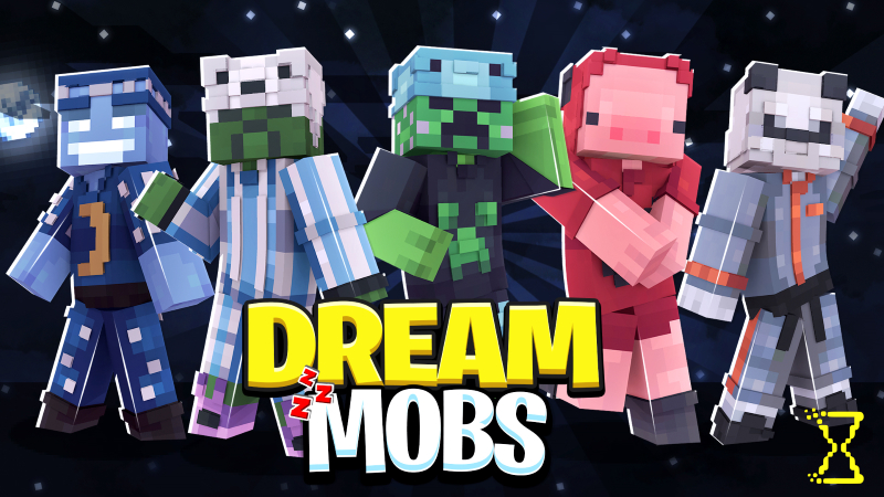 Dream Mobs on the Minecraft Marketplace by Hourglass Studios