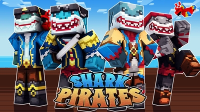 Shark Pirates on the Minecraft Marketplace by 57Digital