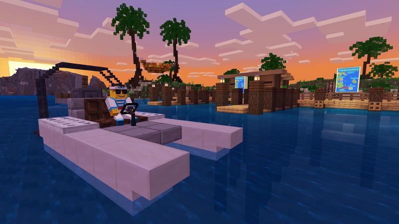 Boat Builder - Screenshot