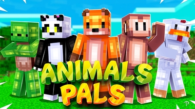 Animals Pals on the Minecraft Marketplace by Pickaxe Studios